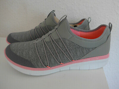 Skechers Lace Up Memory Form Air Cooled Slippers Trainers Size 41 (057) • 56.36£