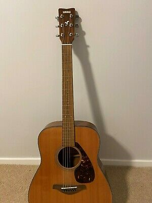 AU41 • Buy Yamaha Acoustic Guitar FG700S - Great Condition. $0.99 No Reserve