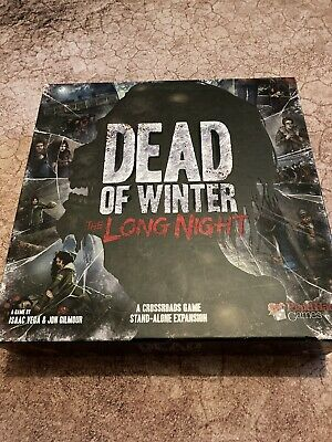 Dead Of Winter: The Long Night Board Game From Plaid Hat Games   • 17.10£