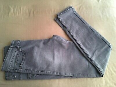 Ze Enzo 989 Skinny Fit Grey Jeans 30r Good Condition • 2£