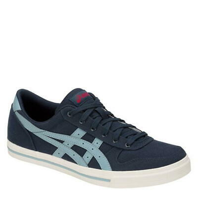 Mens Boys Onitsuka Tiger AARON Aaron Black Casual Trainers Shoes Size UK 6.5