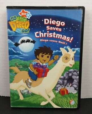 Go Diego Go! Diego Saves Christmas (DVD) • 3.47£