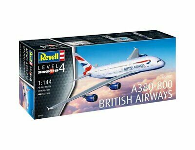 Revell 1/144 Airbus A380-800 British Airways # 03922 • 29.84£