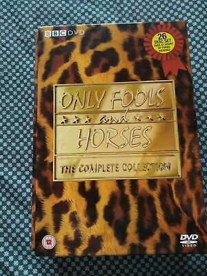 Only Fools And Horses Complete Collection Dvd • 7.60£