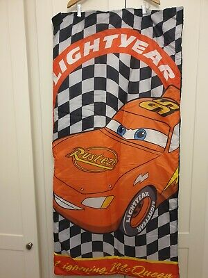 DISNEY Cars 2 Sleeping Bag  • 3.99£