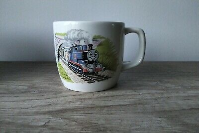 Vintage Wedgwood Collectable Thomas The Tank Engine Mug Cup -1984 NEVER USED  • 7.50£