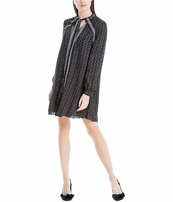 AU51.99 • Buy Max Studio London Womens Tie Front A-Line Dress