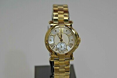$ CDN182.70 • Buy New GC Guess Collection Yellow Gold IP White MOP X50002L1S $500 Watch