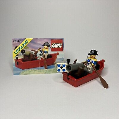 £29.99 • Buy Vintage Lego 6245 Harbour Sentry 100% Complete With Instructions