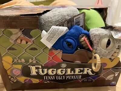 $ CDN109.30 • Buy LOT OF 20  FUGGLER Funny Ugly Monster Collectible Plush Clip-On