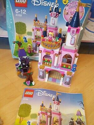 Disney Lego 41152 Sleeping Beauty Fairytale Castle 100% Complete • 14.99£