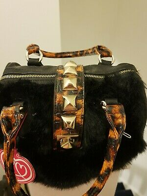 Claudia Canova Furry Bag New With Tags • 12£