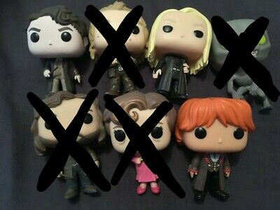 AU8 • Buy Harry Potter Funko Pop Collection OUT OF BOX