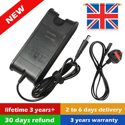 £10.99 • Buy New For Dell Studio 1555 1557 1558 Laptop Ac Adapter Charger 90 Watt