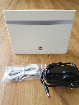 AU86 • Buy Huawei 4g Router Unlocked B525 Lte Cat6 Wi-fi 2.4g And 5g. Plug&play (like New)