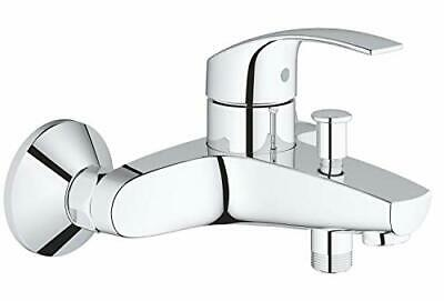GROHE 33300002 | Eurosmart Single-Lever Bath/Shower Mixer Tap • 71.15£