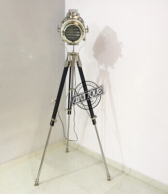 £150 • Buy Mansion Movies Prop Valentine Theme Floor Lamp Searchlight Spot Lamps Tripod S