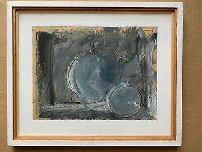 RETRO ABSTRACT - Artist Studio Sale St IVES PATRICK HERON / TERRY FROST -No Res • 10.50£