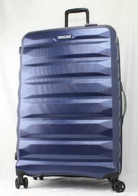 "View Details SAMSONITE SPIN TECH 4.0 29"" EXPANDABLE HARDSIDE SPINNER SUITCASE NIGHT BLUE • 139.50$"