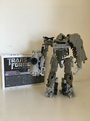 Transformers Dark Of The Moon MEGATRON Decepticon Leader ROTF DOTM Movie Lot • 19.99£