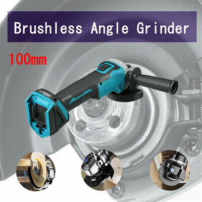 Cordless Angle Grinder Cutting Tool 18V Electric Machine Polisher Holder Wheel • 43.74£
