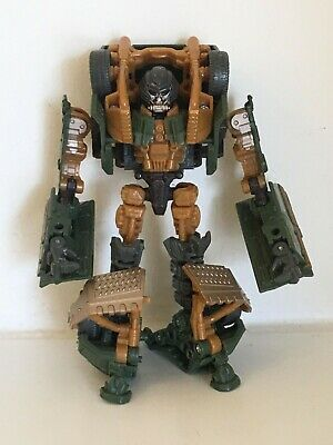Transformers Revenge Of The Fallen Scout Firetrap Hunt For Decepticons ROTF Lot • 9.99£