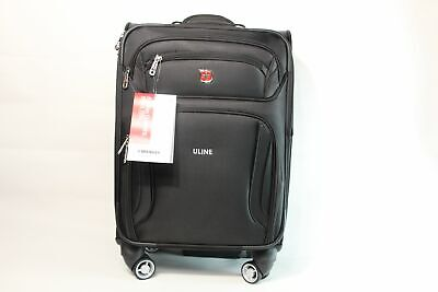 WENGER A SWISS COMPANY SINCE 1893 IDENTITY Soft Spinner Carry-On ULINE New • 114.08£