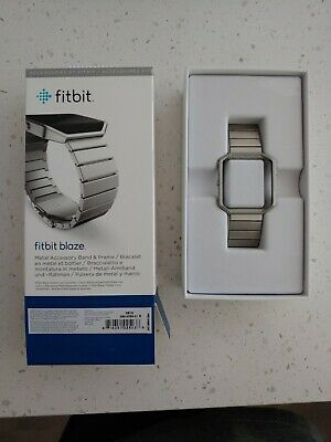 $ CDN5.66 • Buy  Original Fitbit Blaze Accessory Genuine Replacement Classic Band + 2 Bands