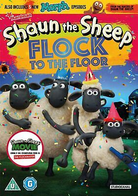 Shaun The Sheep - Flock To The Floor (DVD) • 3.49£