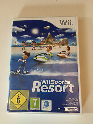 Wii Sports Resort Nintendo Wii Game Good Condition (no Manual) • 7.99£