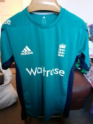England Cricket   Shirt Size  44 Ins • 5.49£