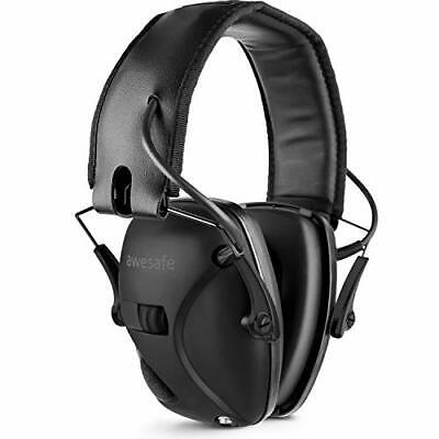 Awesafe GF01 Electronic Ear Defenders With Noise Reduction/Sound Amplification • 34.99£