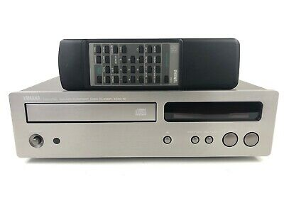 Yamaha CDX-10 CD-Player Mit FB - 20-Bit - Digital Out - Digitalausgang • 123.56£