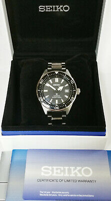 $ CDN294.32 • Buy Seiko Automatic SPB-051 Luxe Prospex 1965 Diver Mens Watch Box Papers