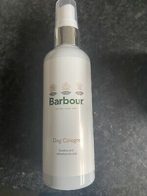 Barbour Dog Cologne New Lovely Scent  • 5£