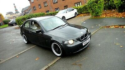 Bmw 325ti M Sport Compact E46 *rare* Not Modified May Px/swap? • 2,895£