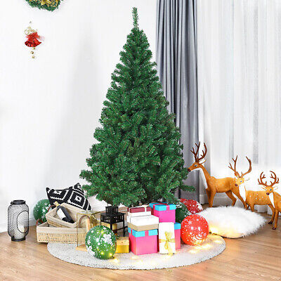 3FT 90CM Artificial Christmas Tree Pine Decorated Xmas Home Decor Decorations UK • 9.95£
