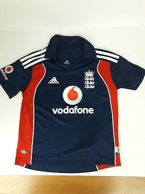 England Cricket Shirt Size Small • 8.50£