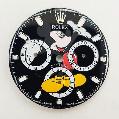 $ CDN1029.11 • Buy Rolex Dial Custom MIckey Mouse Daytona 116520