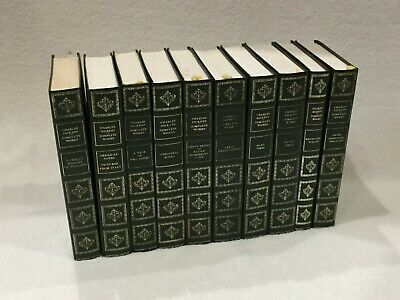 £250 • Buy 36 Volumes Charles Dickens Complete Works Centennial Edition Heron Books