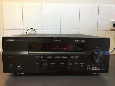 AU299 • Buy Yamaha RXV-757 ,AV Receiver 7.1 Channel 125 W. Good Working Condition