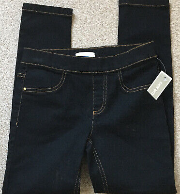 Debenhams (Blue Zoo) Older Girls Black Jeggings - Age 9 Years -New With Tags. • 3.99£