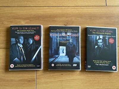 Wire In The Blood DVDs. 6 Discs • 1.95£
