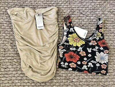 AU18 • Buy Nwt Temt And Pull&Bear Tops Sz Small
