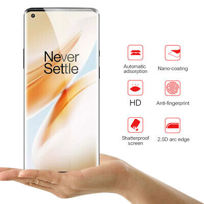 AU3.34 • Buy Screen Protector Hydrogel Film For Oneplus 9 Nord 8 Pro 8T 7 Pro Protective Film