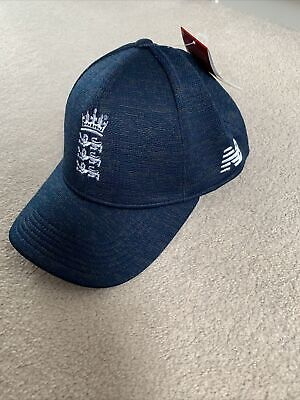Official New Balance England Cricket Hat • 9.99£