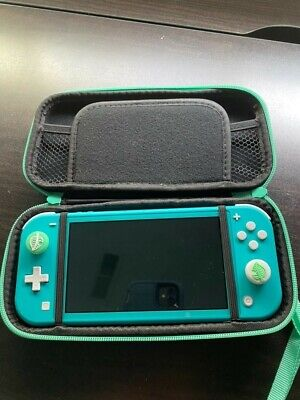 $ CDN194.91 • Buy Nintendo Switch Lite - Turquoise (USED, But Barely!)