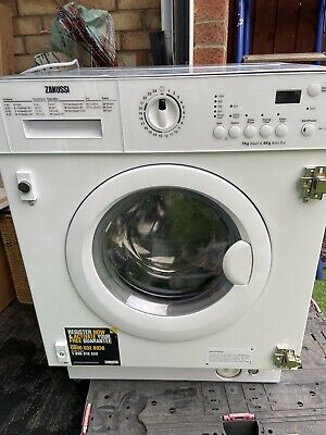 New Without Box. Zanussi ZWT 71201 WA Integrated 7kg Washer Dryer - Never Used • 20£
