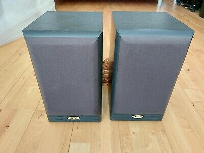 Pair Of JPW Speakers - Black - Used • 45£