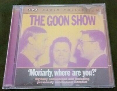 The Goon Show: Moriarty, Where Are You? By Spike Milligan (CD-Audio, 2010) • 1.99£